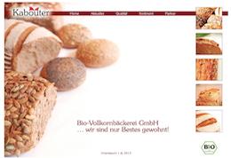 Kabouter Bio-Vollkornbäckerei GmbH